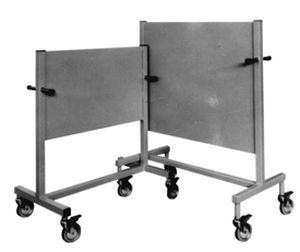 Gamma ray radiation protective shield / mobile Ray-Bar Engineering Corporation