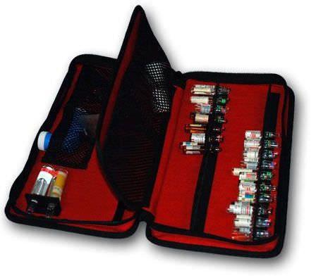 Drug-ampoule medical kit CASE III Teutotechnik