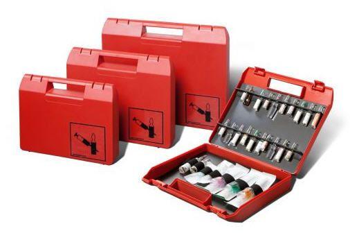 Drug-ampoule medical kit KOFFER I/III Teutotechnik