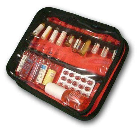 Drug-ampoule medical kit CASE I Teutotechnik