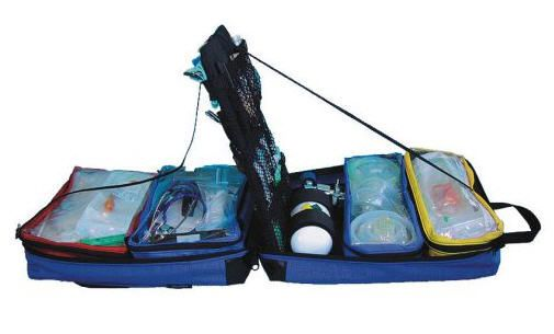Emergency medical bag / modular MODUL Teutotechnik