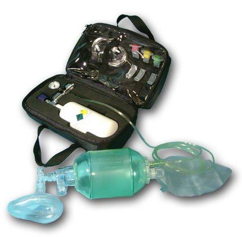 Cardiopulmonary resuscitation medical kit ACUTE® Teutotechnik