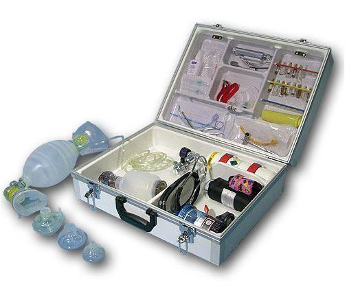 Cardiopulmonary resuscitation medical kit EUROSAFE CHILDREN Teutotechnik