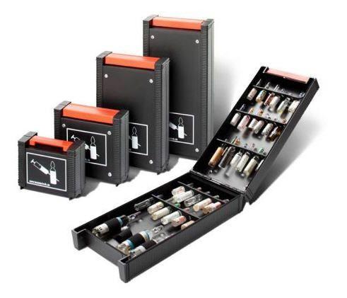 Drug-ampoule medical kit MEDI-BOX 10/40 Teutotechnik