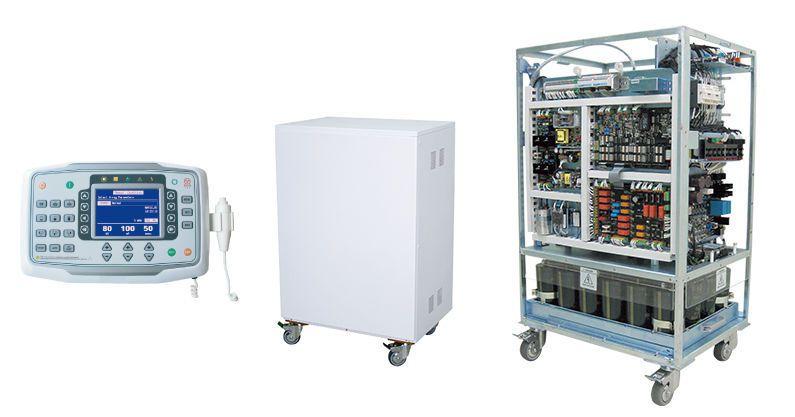 Radiography HF X-ray generator / with control panel GXR-C HF : 32 kW | 40 kW DRGEM