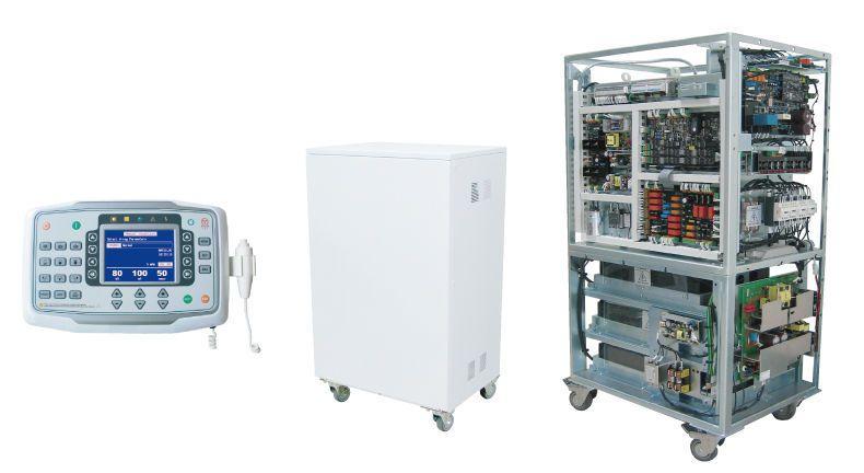 Radiography HF X-ray generator / with control panel GXR-U HF : 32kW | 40 kW DRGEM