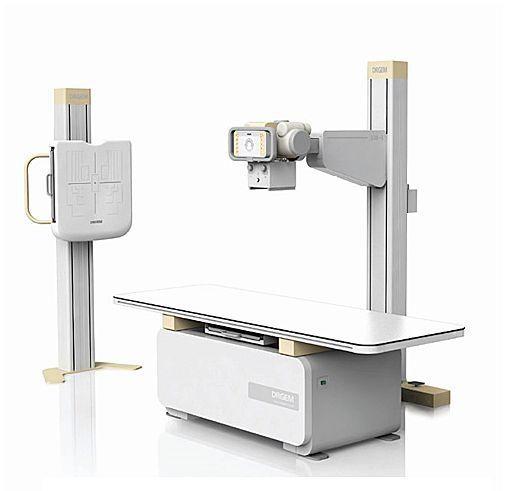 Radiography system (X-ray radiology) / digital / analog / for multipurpose radiography GXR SYSTEM DRGEM