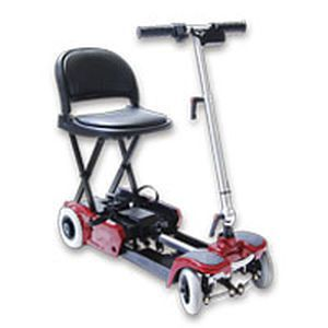 4-wheel electric scooter SP4010 Sunpex Technology