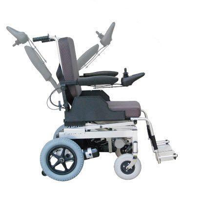 Electric wheelchair / height-adjustable / exterior / interior WU4020 Sunpex Technology
