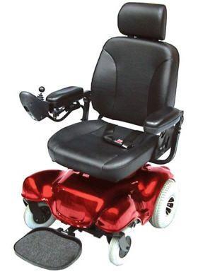 Electric wheelchair / interior / exterior WM4013 Sunpex Technology