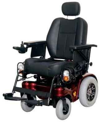 Electric wheelchair / interior / exterior WL4025 Sunpex Technology