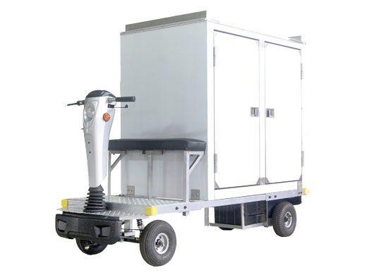 Handling trolley / electrical TC4010 Sunpex Technology