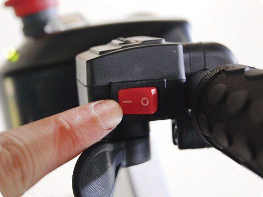 Handling trolley / electrical TP4020 Sunpex Technology