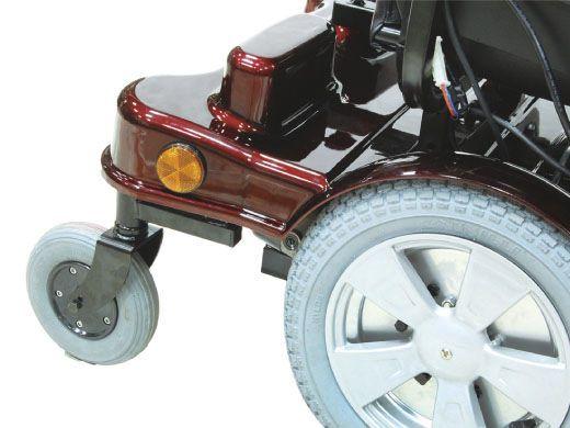 Electric wheelchair / exterior / interior WL6010 Sunpex Technology