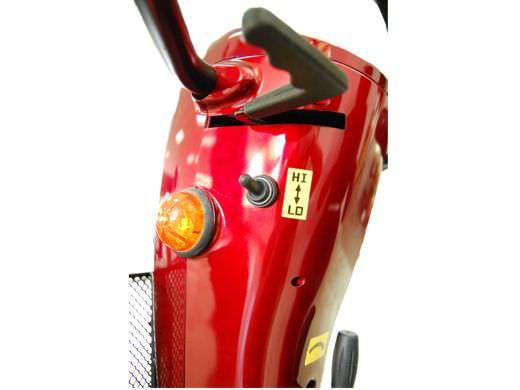 4-wheel electric scooter SL4019 Sunpex Technology