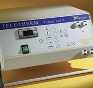 Infant temperature monitor and regulator Tecotherm TSmed 200 N Inspiration Healthcare