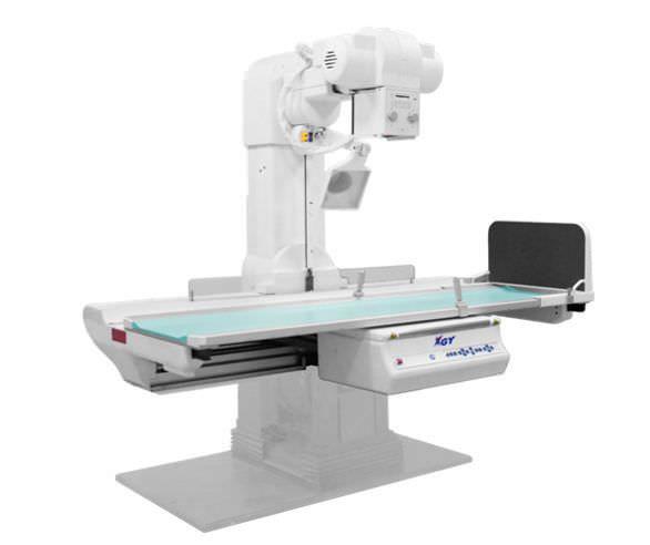 Radiography system (X-ray radiology) / fluoroscopy system / digital / for multipurpose fluoroscopy XGY-Gemini-DRF-4343 Ningbo Xingaoyi Magnetism