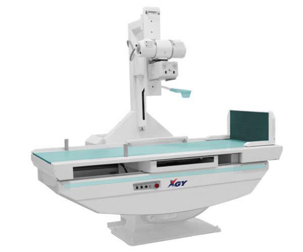 Fluoroscopy system (X-ray radiology) / radiography system / digital / for multipurpose fluoroscopy XGY-RF630-1 Ningbo Xingaoyi Magnetism