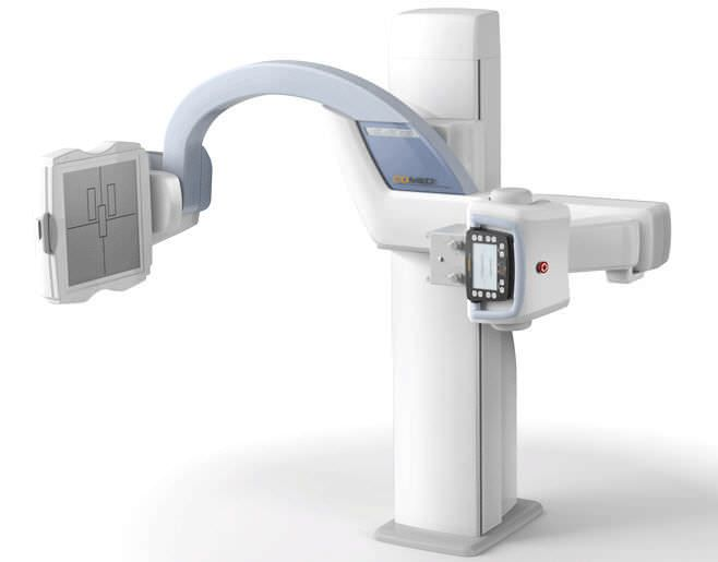 Radiography system (X-ray radiology) / digital / for multipurpose radiography / without table TITAN 2000 GEMSS Medical Systems