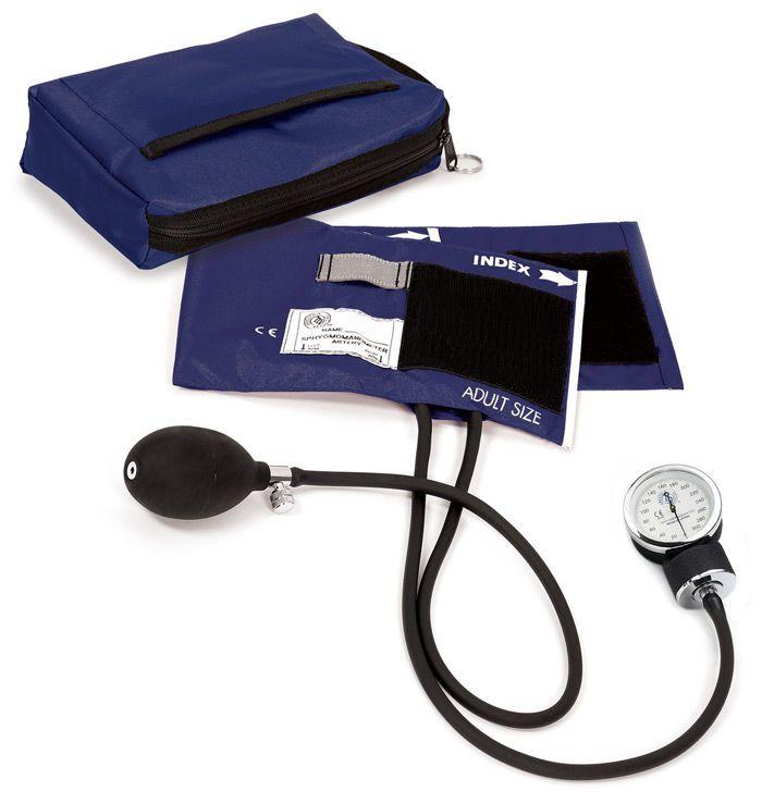 Cuff-mounted sphygmomanometer Clinical Criterion Plus™ 885 Prestige Medical