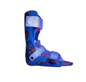 Ankle and foot orthosis (AFO) (orthopedic immobilization) / pediatric Boston Brace