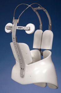 Cervico-thoraco-lumbo-sacral (CTLSO) support corset / scoliosis Boston Brace Boston Brace