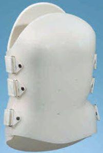 Thoracolumbosacral (TLSO) support corset Boston Body Jacket Boston Brace