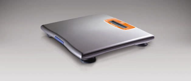 Electronic patient weighing scale / wireless TeleWeight™ SHL Telemedicine