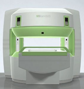 MRI system (tomography) / full body tomography / low-field / open mStar MPF 4500 0.45T Sina Healthcare
