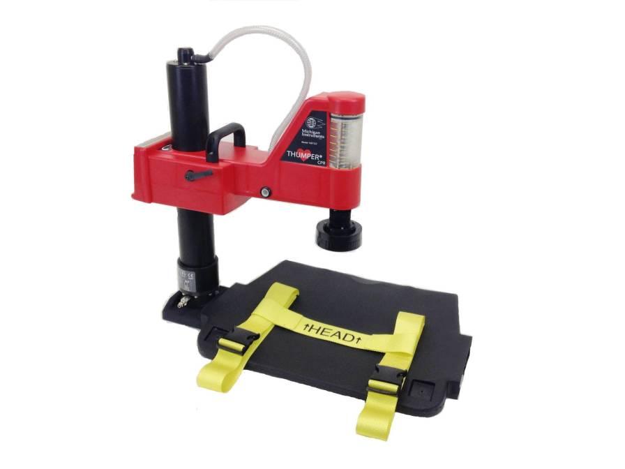 Chest compressor pneumatic THUMPER- MODEL 1007CC Michigan Instruments
