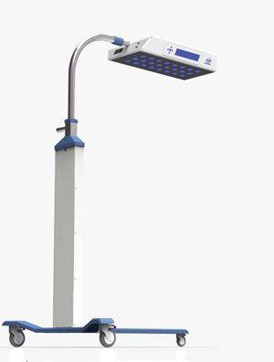 Infant phototherapy lamp / LED / on casters BABY LED FORCE LED PHOTOTHERAPY UNIT Ertunc Özcan