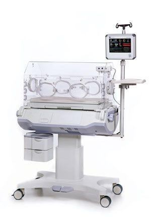 Trendelenburg infant incubator / with monitor MAGIC LOGGIA Ertunc Özcan