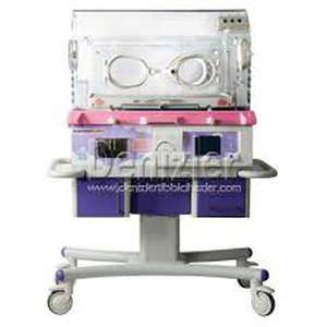 Infant incubator with monitor / reverse Trendelenburg / Trendelenburg BABY NEST I-700 Ertunc Özcan