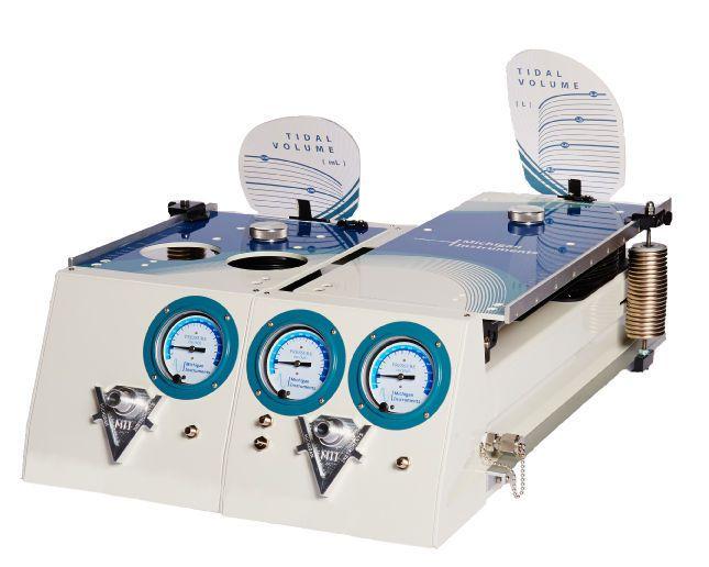 Adult test lung / infant Adult/Infant TTL Michigan Instruments