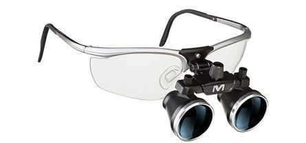 Magnifying loupe with frames Standard Visiomed