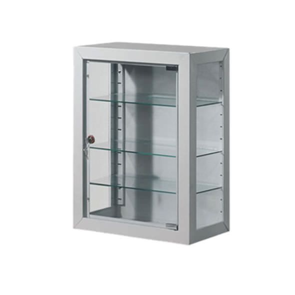 Medical cabinet / medicine / with shelf / wall-mounted 2.06.001 Lubb