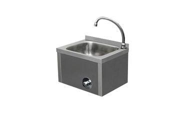 Stainless steel sink 2.12.002 Lubb