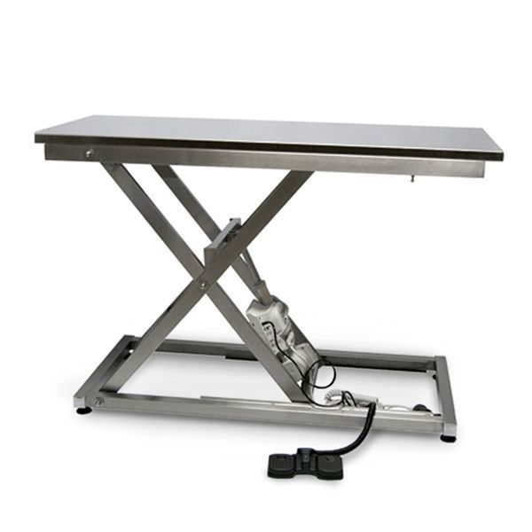 Mechanical examination table / electrical / height-adjustable 2.02.016 Lubb