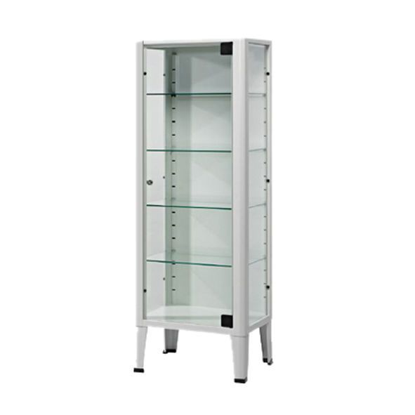 Medical cabinet / medicine / with shelf / 1-door 2.06.003 Lubb