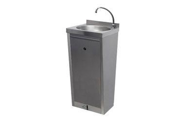 Stainless steel sink 2.12.003 Lubb