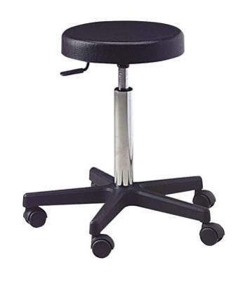 Medical stool / height-adjustable / on casters 6001 CARINA