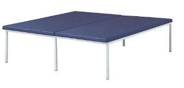 Manual Bobath table / 1 section 150 kg | BOBATH CARINA