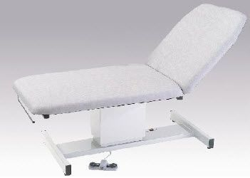 Electrical examination table / height-adjustable / 2-section 130 kg | 3260XT series CARINA