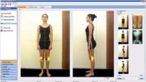Medical software / posturography FREESTEP® Sensor Medica