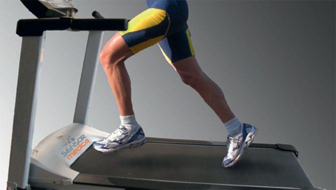 Treadmill ergometer RUNTIME® Sensor Medica