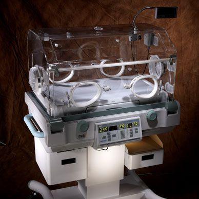 Height-adjustable infant incubator CHS-i1000 JW Medical