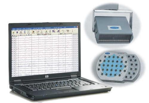 Portable electroencephalograph Traveller EEG Clarity Medical