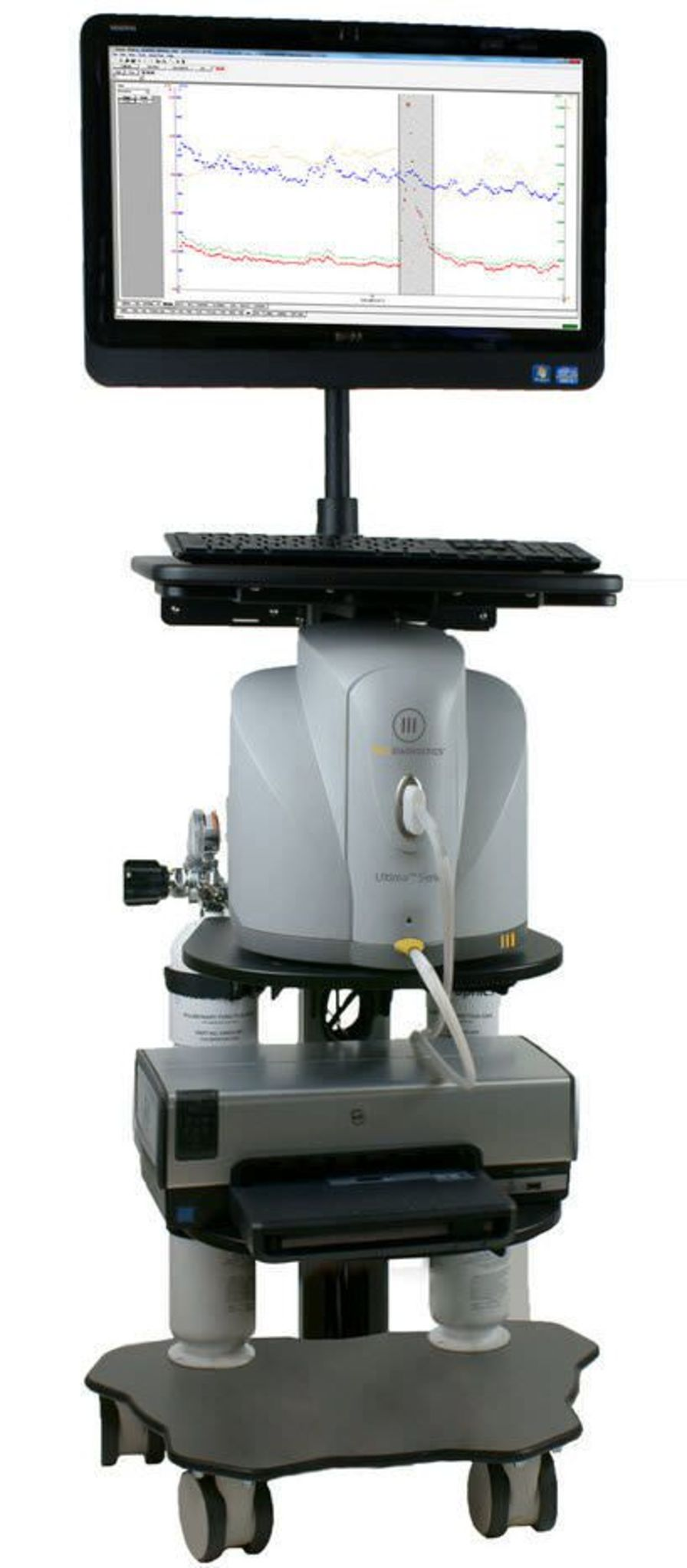 Calorimeter indirect Ultima CCM™ MGC Diagnostics