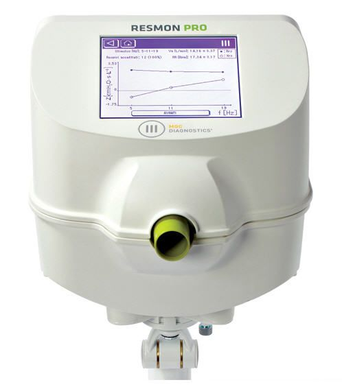 Pulmonary function testing system Resmon™ Pro MGC Diagnostics