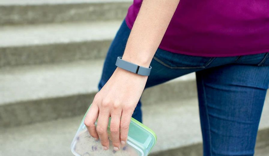 Physical activity monitor wireless / wearable / wrist Flex™ Fitbit